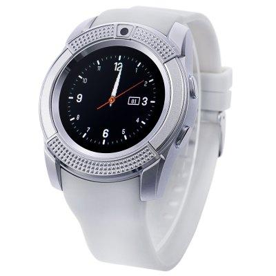 TenFifteen A10 Smartwatch Phone - SILVER