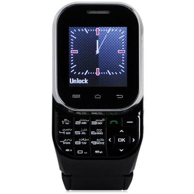 KenXinDa W1 Smartwatch Telefon černá