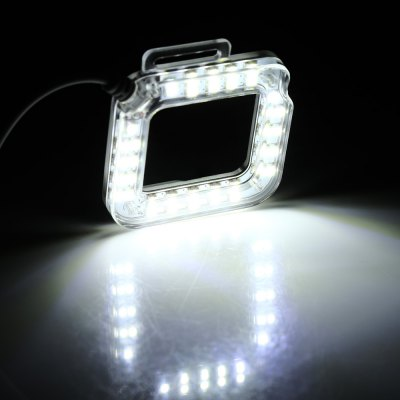 CP-GP314 37 LED Fotoaparát Ring Svítidla