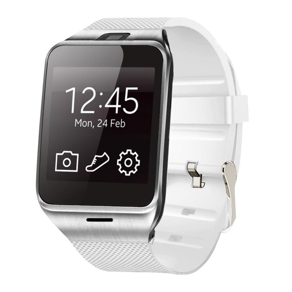Chytré hodinky Patona Erenbach DZ09 BÍLÁ