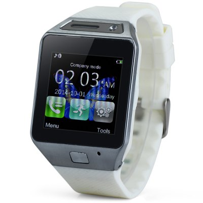 Luxsure Smart Watch Gv08s bílá
