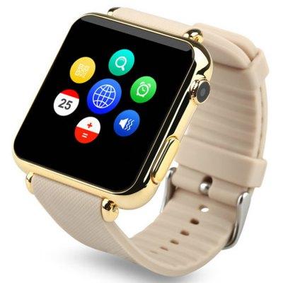 Smartwatch Phone Iradish Y6S zlatá