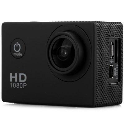 SGTD SJ4000 CZ+8GB SD karta Clase 10, černá