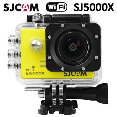 SJCAM SJ5000X 4K WIFI elite edition