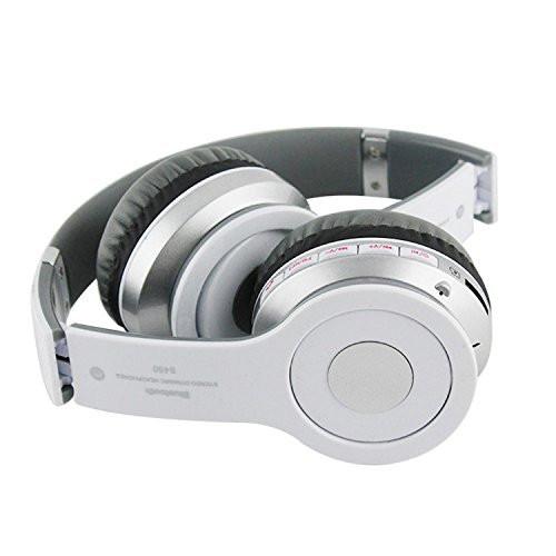 S450 YeallStock handsfree sluchátka Bluetooth+jack 3,5 bílá