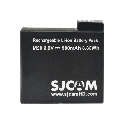 SJCAM Nabíjecí 900mAh baterie pro M20