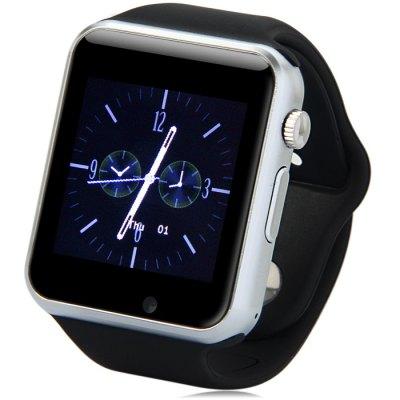 Agptek 2016 Smart Watch A1, SIM černá