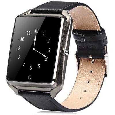 Bluboo U watch Inteligentní hodinky černá