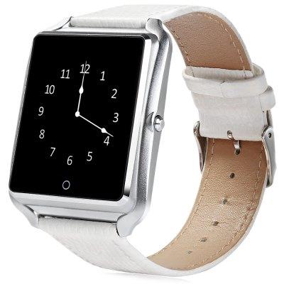 Bluboo U watch Inteligentní hodinky stříbrné