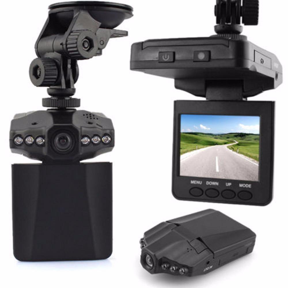 """LingSTAR, Cts 2,5 """"LCD kamera do auta s nočním viděním černá"""