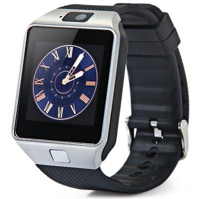 Patona Chytré hodinky Patona Erenbach DZ09 stříbrná