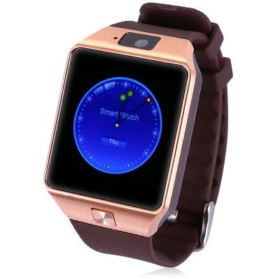 Chytré hodinky Patona Erenbach DZ09 ZLATÁ