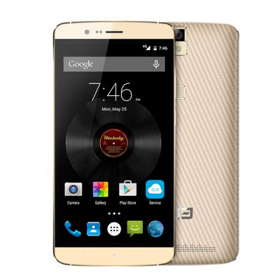Elephone P8000 LTE zlatá