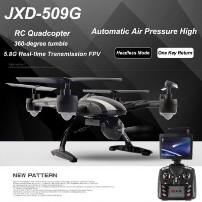 JXD 509G RC Kvadrokoptéra