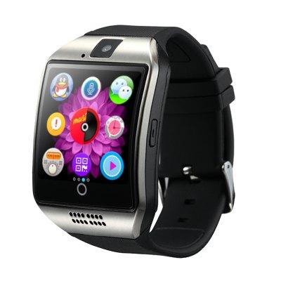Smartwild Smart Watch Q18, SIM černá