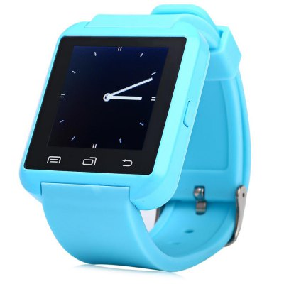 U8S Smart Watch outdorové hodinky modré