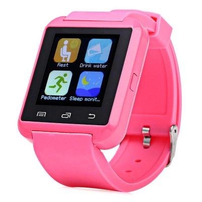 U8S Smart Watch outdorové hodinky pink