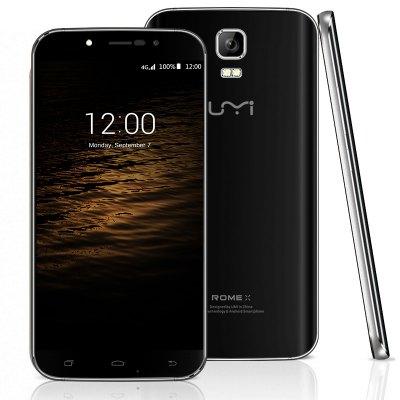 UMI ROME X smart telefon -černá