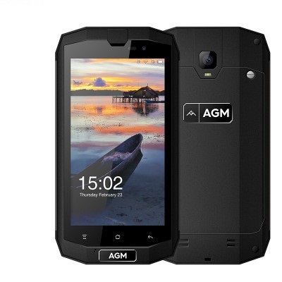AGM AGM A1Q odolný telefon IP68, Gorilla Glass 3