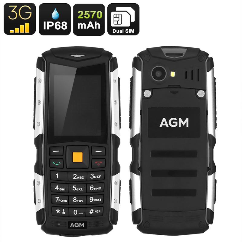 AGM Odolný AGM M1 IP68