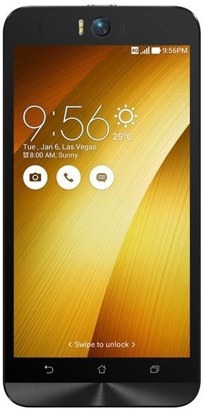 ASUS Asus ZenFone Selfie ZD551KL stříbrná