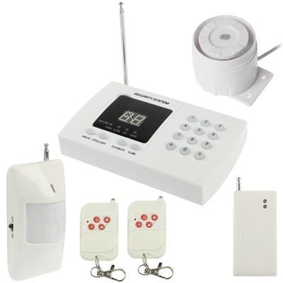 99 Zones 99 Zones - Alarm System, Bezpečnostní systém s vytáčením