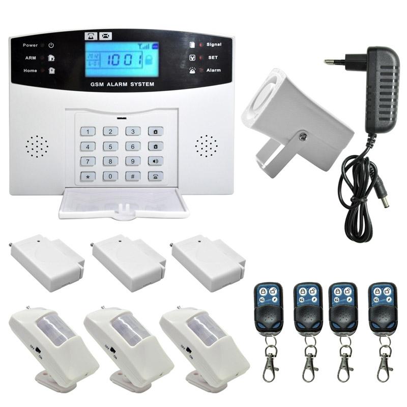 Electro GuardWatch Electro GuardWatch YA-500, bezdrátový bezpečnostní systém s kouřovým detektorem