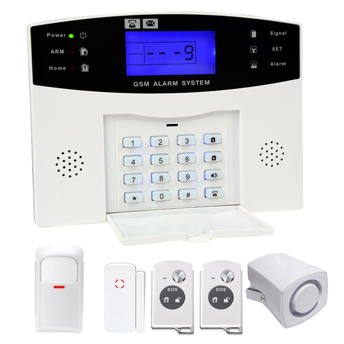 Electro GuardWatch YA-500, bezdrátový bezpečnostní systém