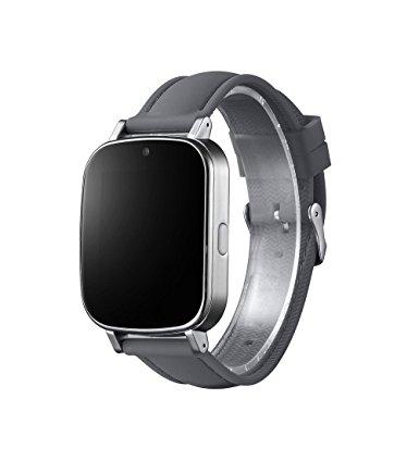 """JDA Z9 1.54"""" HD, chytré hodinky s telefonem v češtině, modrá"""
