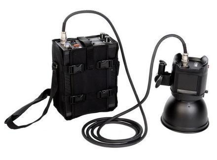 FOMEI Fomei Panther PRO 800, bat. generátor + 1 x zábl. hlava + 1 x reflektor