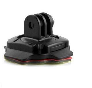 GoPro GoPro AT124 otočný držák zakulacený