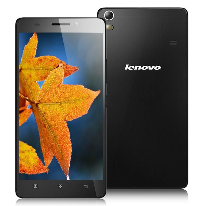 """LENOVO A7600 5.5"""" černá"""