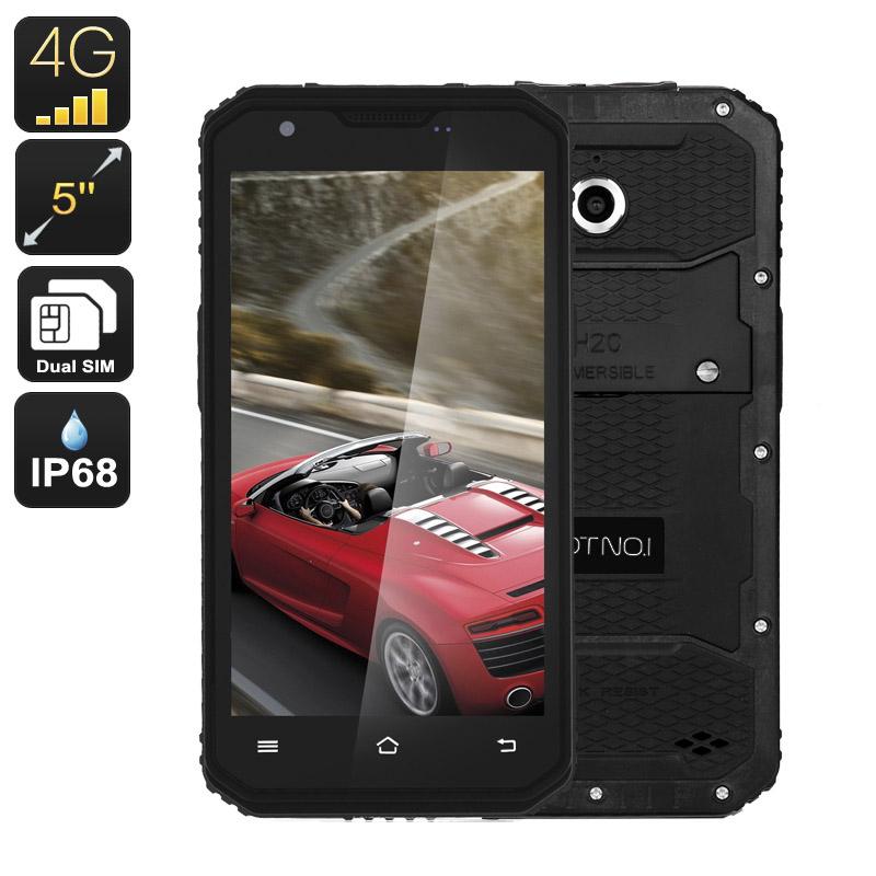NO.1 No.1 M3 IP68 Dual IMEI odolný telefon