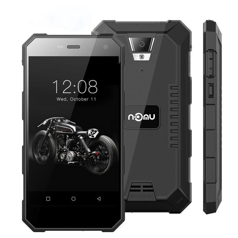 "Nomu Odolný telefon Nomu S10 5"""