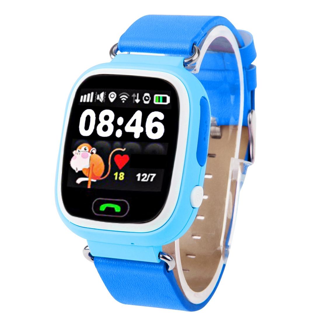 OBTNL Dětské GPS hodinky OBTNL B11 modré