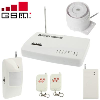 Security Security MDC-0238, Bezdrátový alarm s SMS upozorněním