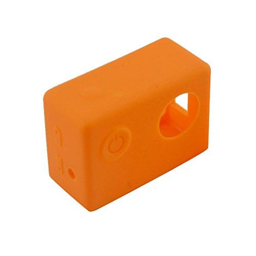 SJCAM SJ4000 ochranný obal oranžová