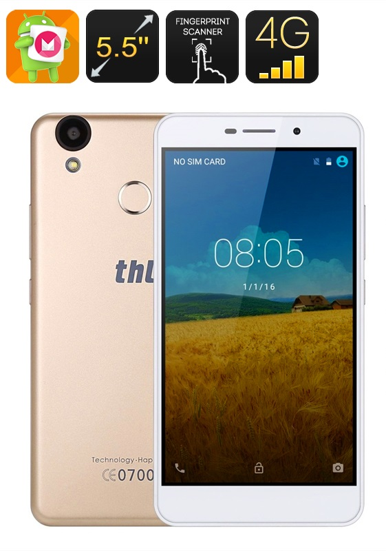 THL T9 Pro zlatá
