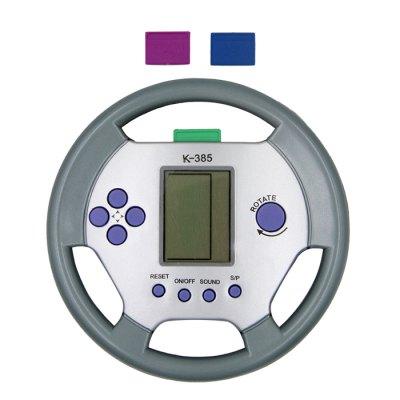 Herní konzole tvaru volantu
