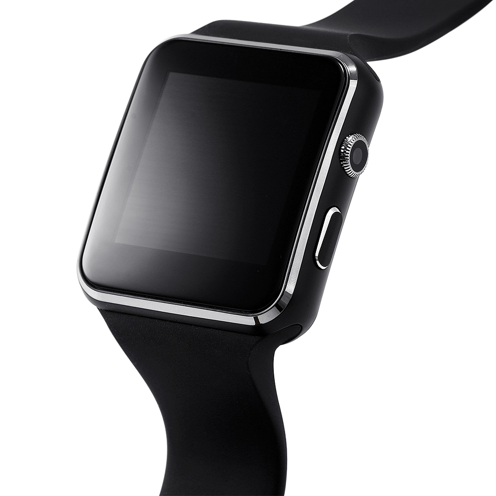 X6 Inteligentní hodinky X6 černá