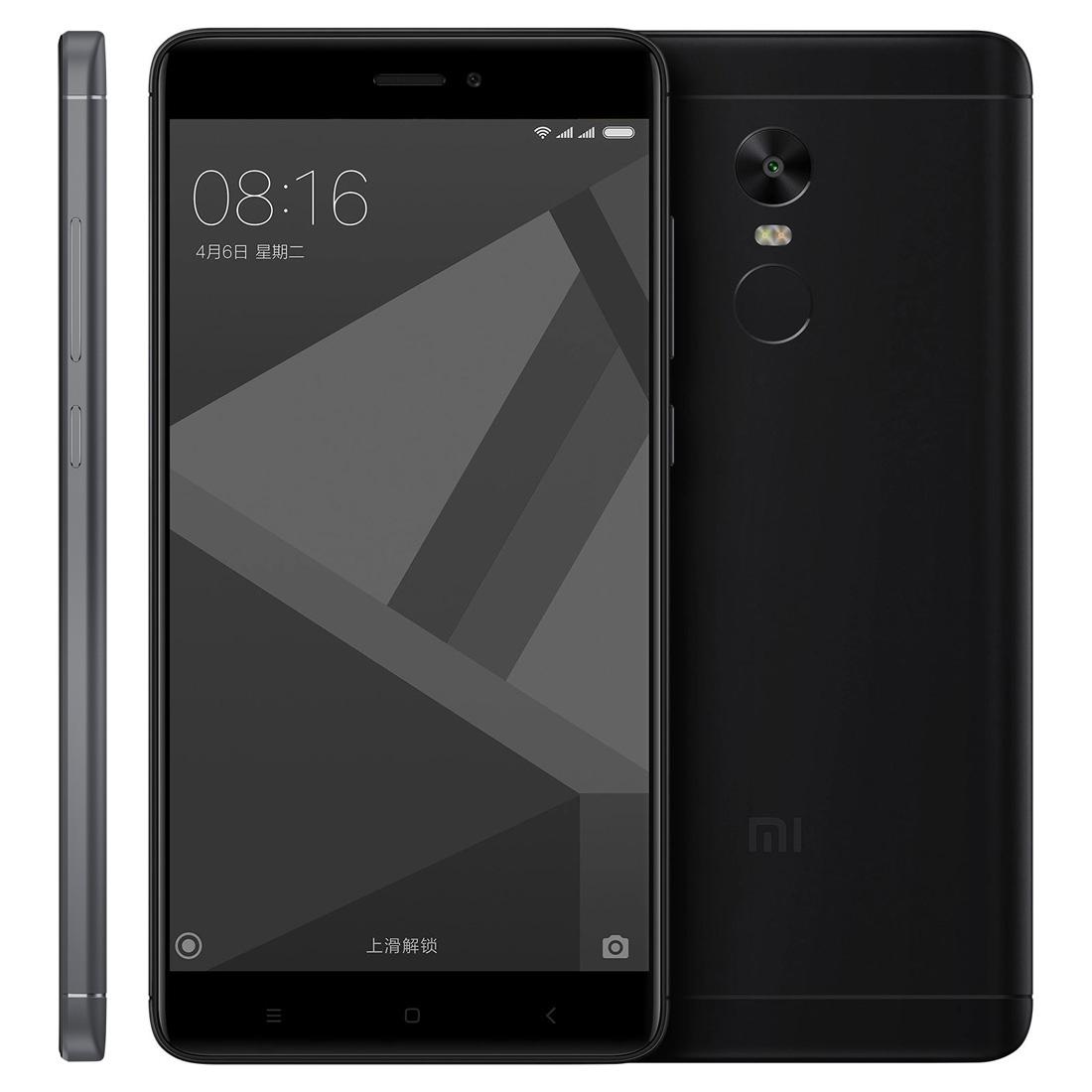 Xiaomi Xiaomi Redmi Note 4X černá