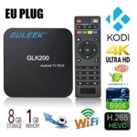 Guleek GLK200 Smart seto-box-mini PC s KODI 16 v prodeji v ČR