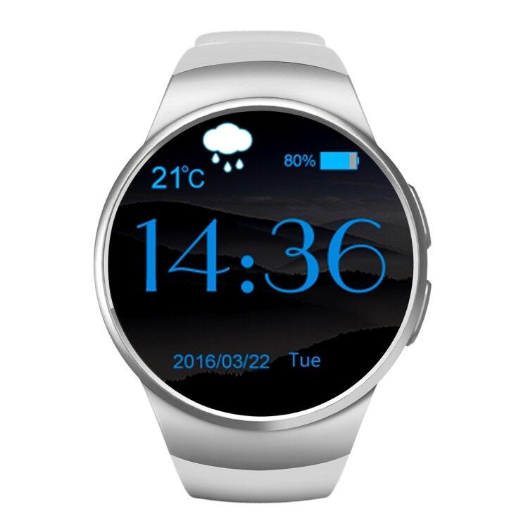 8049eade634 KingWear KW18 chytré hodinky 1.3