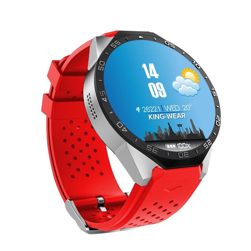 a6c96cfb890 KingWear KW88 chytré hodinky s telefonem