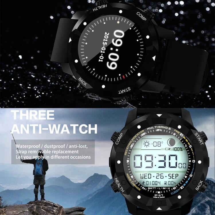 766205b3fc1 Beseneur S3 Chytré hodinky