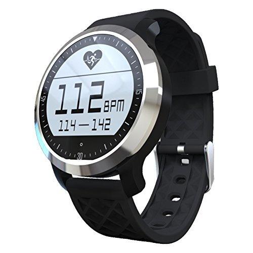 Memaws - Ann Bully F69 vodotěsné smart hodinky černá 520a3182fdf