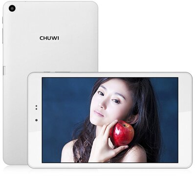 Chuwi Hi8, Android + Win10 Tablet PC