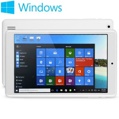 Teclast X80HD, Windows 10 + Android 4.4 Tablet