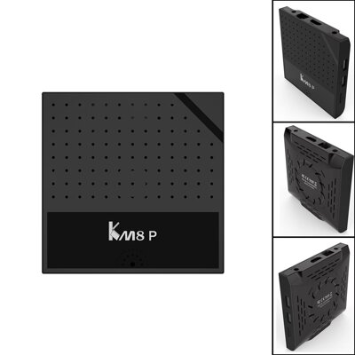 Android TV Box Mecool KM8 P