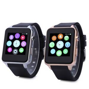 Smartings Smart watch GT88+ stříbrná